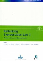 Rethinking expropriation Law I