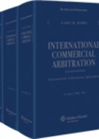 International Commercial Arbitration (Second Edition) Three-Volume Set