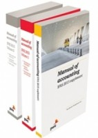 2016 IFRS Manual of accounting (global edition) three-volume set