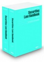 Securities Law Handbook, 2011 ed. (Securities Law Handbook Series)