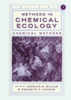 Methods in Chemical Ecology Volume 1. Chemical Methods (Softcover)
