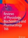Reviews of Physiology, Biochemistry and Pharmacology 166 [Hardcover]
