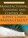 Manufacturing Plannig and Control for Supply Chain Management