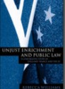 Unjust enrichment and public Law