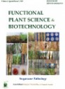 Functional Plant Science and Biotechnology. Volume 6 Special Issue 2 2012. Sugarcane Pathology