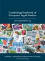 Cambridge Yearbook of European Legal Studies, Vol 14 2011-2012