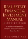 Real State Finance and Investment Manual
