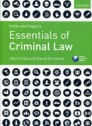 Smith and Hogan s essentials of criminal Law