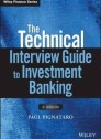 The Technical Interview Guide to Investment Bankin