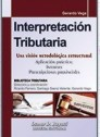Interpretación tributaria
